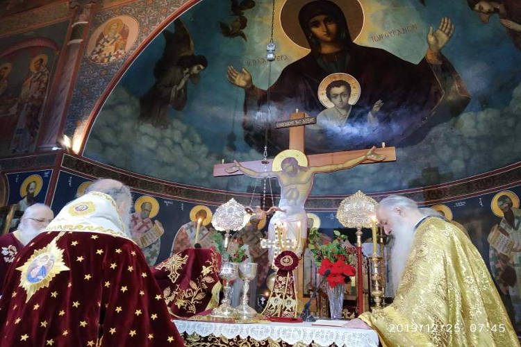 Με λαμπρότητα εορτάστηκαν τα Χριστούγεννα στα Γρεβενά