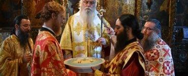 Εορτή Αγίου Νεκταρίου Καρεώτου στη Μονή Αγίων Αναργύρων Μελισσοτόπου (ΦΩΤΟ)