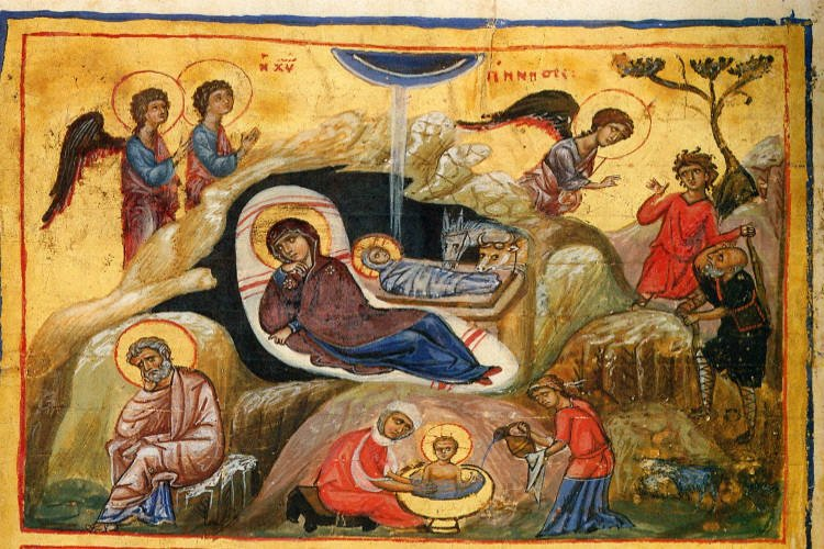 Χριστούγεννα: Η πτωχεία του Θεού