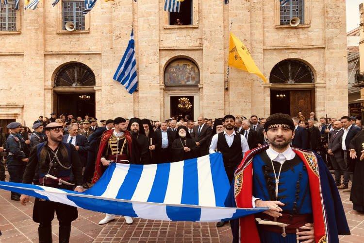 106 χρόνια από την Ένωση της Κρήτης με την Ελλάδα (ΦΩΤΟ)