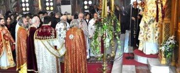 Πανηγυρικά εορτάσθηκε ο Άγιος Στέφανος στα Χανιά