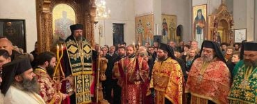 Εορτή Αγίου Γεδεών στην πόλη του Τυρνάβου