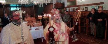 Η εορτή της Αγίας Βαρβάρας στη Μητρόπολη Μάνης