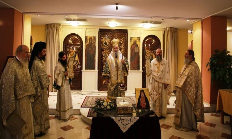 Εορτή Παρεκκλησίου Αγίου Πορφυρίου στη Ναύπακτο