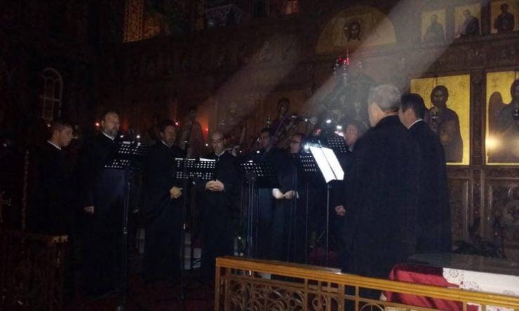 Χριστουγεννιάτικη μουσική εκδήλωση της Μητροπόλεως Πρεβέζης