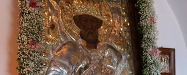 Η Άνω Σύρος εόρτασε τον Άγιο Νικόλαο