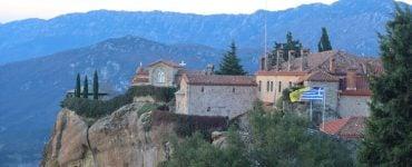 Λαμπρά εόρτασε η Μονή Αγίου Στεφάνου Μετεώρων (ΦΩΤΟ)