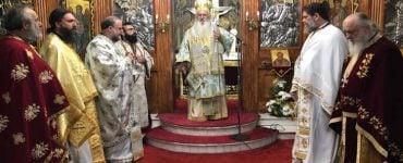 Εορτή Αγίου Σπυρίδωνος στη Μητρόπολη Θηβών