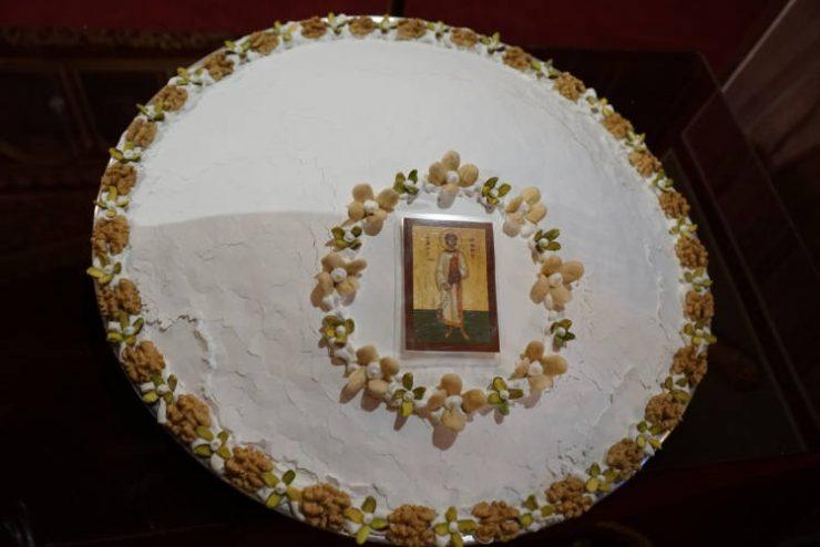 Εορτή Αγίου Πρωτομάρτυρος Στεφάνου στα Τρίκαλα