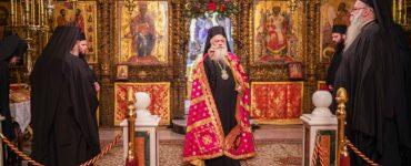 Αγρυπνία εορτής Αγίου Ιγνατίου του Θεοφόρου στη Βέροια (ΦΩΤΟ)