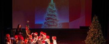 «Η ιστορία του Χριστουγεννιάτικου Δένδρου» στη Μητρόπολη Βεροίας
