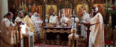 Αρχαιοπρεπής Θεία Λειτουργία στον Μητροπολιτικό Ναό Βεροίας (ΦΩΤΟ)