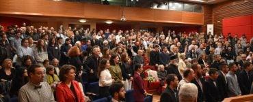 Ορκωμοσία νέων πτυχιούχων Ανώτατης Εκκλησιαστικής Ακαδημίας Θεσσαλονίκης (ΦΩΤΟ)