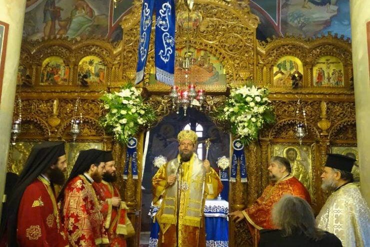 Η εορτή του Αγίου Ελευθερίου στη Νέα Ιωνία (ΦΩΤΟ)