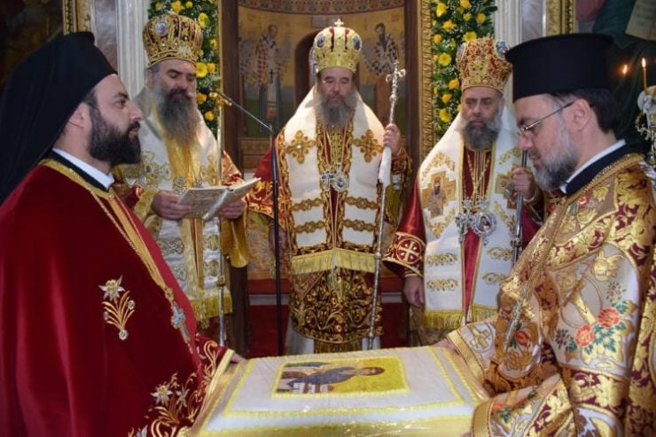 Η Θεσσαλιώτις Εκκλησία τίμησε τον προστάτη της Άγιο Σεραφείμ (ΦΩΤΟ)