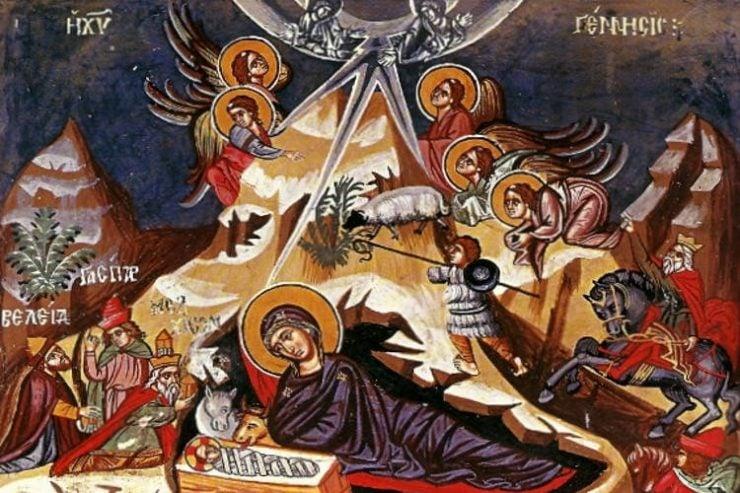 Νανούρισμα της Παναγίας - Αφιέρωμα (ΒΙΝΤΕΟ)