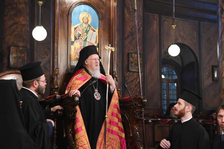 Οικουμενικός Πατριάρχης: Δεν νοείται μεταξύ του Αγίου Όρους και της Κωνσταντινουπόλεως καμμία διαφοροποίησις