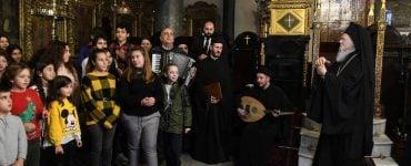Οικουμενικός Πατριάρχης: Να καυχάσθε που είσθε τέκνα της Πόλης του Κωνσταντίνου