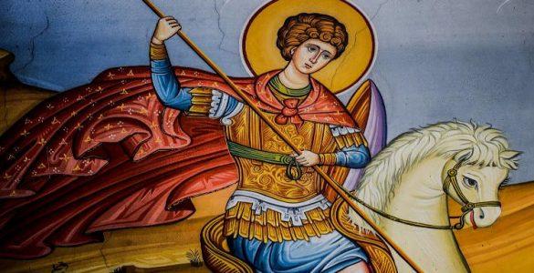 Η Τιμία Χείρα του Αγίου Γεωργίου στη Χαλκίδα