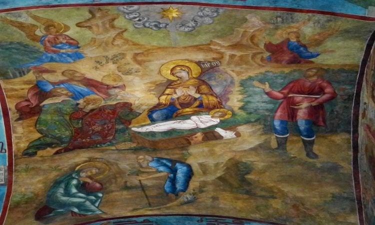 Χριστός γεννάται δοξάσατε! - Χριστούγεννα 2019 Αγρυπνία για τα Χριστούγεννα στο Παλαιόκαστρο Θεσσαλονίκης
