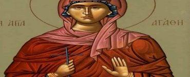 Αγρυπνία Αγίας Αγάθης της Μάρτυρος στο Ναύπλιο Γιορτή Αγίας Αγάθης
