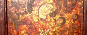Αρχαιοκάπηλος προσπάθησε να πουλήσει εικόνα Παναγίας