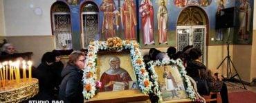 Εορτή Αγίου Αντωνίου στη Μητρόπολη Αργολίδος (ΦΩΤΟ)