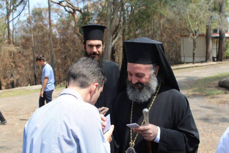 Αρχιεπίσκοπος Αυστραλίας: Ο Χριστός να είναι ο πρώτος και ο μεγάλος πόθος της ζωής μας
