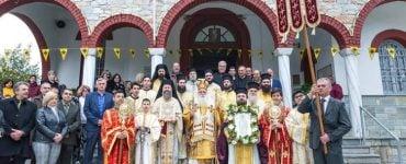 Εορτή Αγίων Αντωνίου και Αθανασίου στην Μητρόπολη Δημητριάδος