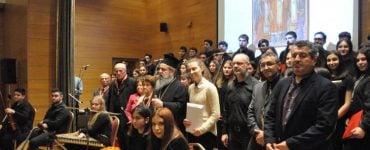 Εκδήλωση προς τιμή των αγίων Τριών Ιεραρχών στη Μητρόπολη Δράμας