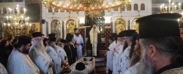 Φθιώτιδος Συμεών: Οι Ορθόδοξοι Ιερείς διατηρούν μια αρχέγονη λεβεντιά