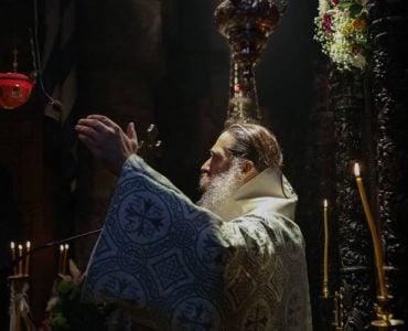 Φθιώτιδος Συμεών: Ο Προκάτοχος μου αγάλλεται στο Ουράνιο Θυσιαστήριο μετά του Οσίου Γέροντος Βησσαρίωνος του Αγαθωνίτου