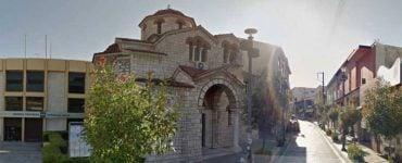 Αναβολή καθημερινής Θείας Λειτουργίας στην Αγία Τριάδα Αιγίου