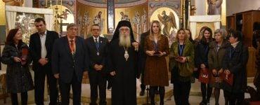 Εορτή Τριών Ιεραρχών στη Μητρόπολη Καστοριάς (ΦΩΤΟ)