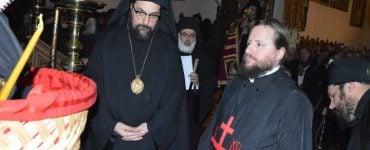 Κουρά Μοναχού στη Μονή Αγίας Τριάδος των Τζαγκαρόλων