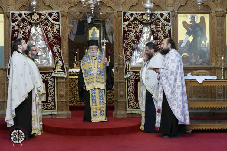 Εορτή Τριών Ιεραρχών και μνημόσυνο Εκπαιδευτικών στη Μητρόπολη Κωνσταντίας