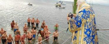 Ο Εορτασμός των Θεοφανείων στο Παλαιό Φάληρο