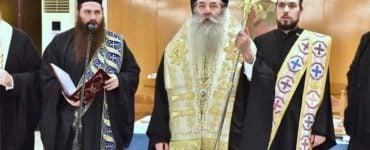 Πειραιώς Σεραφείμ: Η μεγαλύτερη ανάγκη που έχει σήμερα ο λαός μας, είναι Εθνικό φρόνιμα και ενότητα