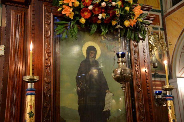 Εορτή Αγίου Οσιομάρτυρος Παύλου στην Πάτρα