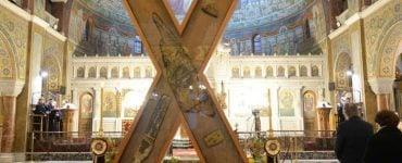 40η Επέτειος Επανακομιδής του Σταυρού του μαρτυρίου του Αποστόλου Ανδρέου στην Πάτρα