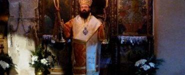 Προεόρτιος Λειτουργία των Θεοφανείων στη Μονή Παναγίας Καρδιωτίσσης