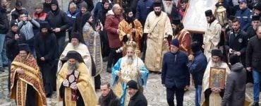 Θεοφάνεια στην Ιερά Μονή Ιβήρων του Αγίου Όρους
