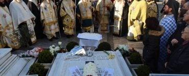 Πολυετές Μνημόσυνο Αρχιεπισκόπου Χριστοδούλου