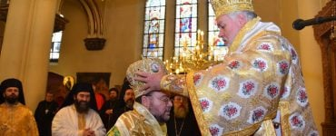 Χειροτονία του Επισκόπου Απολλωνιάδος Ιωακείμ