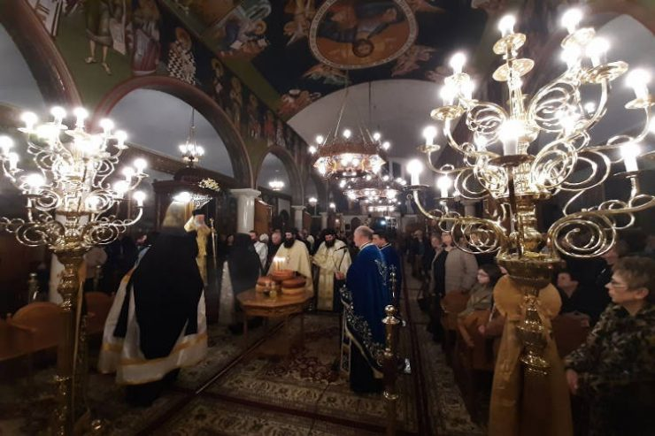 Λαμπρά εόρτασε ο Άγιος Ιωάννης Χαλκίδος