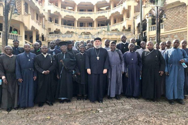 Επανασύσταση της Επισκοπής Μπουκόμπας στο Πατριαρχείο Αλεξανδρείας