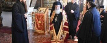Οι Μεγάλες Ώρες των Χριστουγέννων στο Πατριαρχείο Ιεροσολύμων