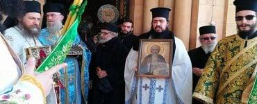 Εορτή Οσίου Θεοδοσίου του Κοινοβιάρχου στο Πατριαρχείο Ιεροσολύμων