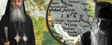 Γέρων Θεόδωρος: Θα ακούσετε ότι οι Εβραίοι χτύπησαν το πυρηνικό πρόγραμμα της Περσίας (ΒΙΝΤΕΟ)