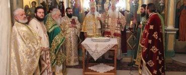 Εορτή Αγίου Ευθυμίου στη Μητρόπολη Φωκίδος (ΦΩΤΟ)